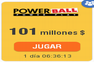 powerball 101 millones