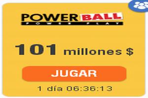 powerball 101 millones
