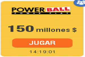 powerball 150 millones