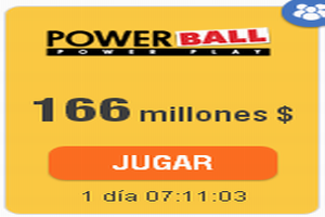 powerball 166 millones