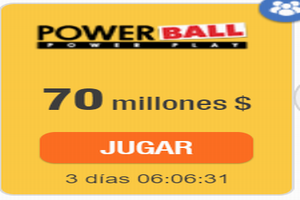 powerball 70 millones